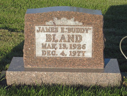 James Edwin Bland