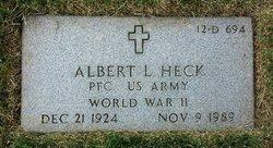 Albert L Heck