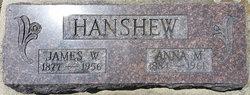 Anna Mae <I>Granger</I> Hanshew