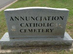 Annunciation Catholic Cemetery