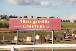 Morpeth General Cemetery