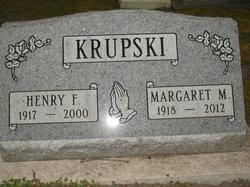 Margaret Minnie <I>Tennant</I> Krupski