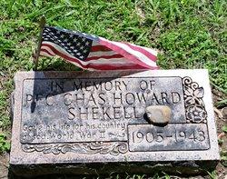 Charles Howard Shekell