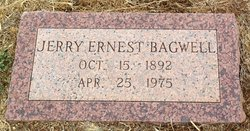Jerry Ernest Bagwell