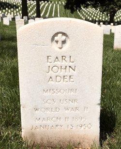 Earl John Adee
