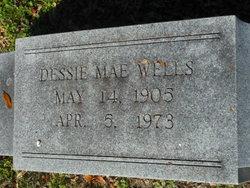 Dessie Mae Wells