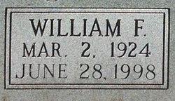 William Frank Denton