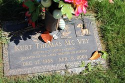 Kurt Thomas McVey