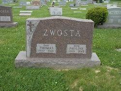 Thomas P Zwosta
