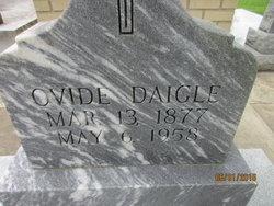Ovide Daigle, Jr