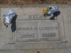George Elmer Helms, Jr