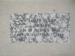 James Henry Awbery