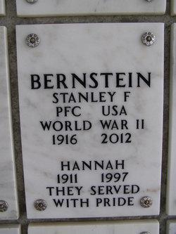 Hannah Bernstein