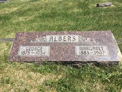 """Margaret V. """"Maggie"""" <I>Geisler</I> Albers"""