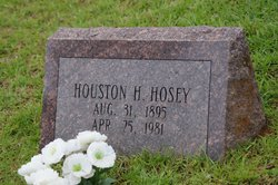 "Houston Henry ""Hugh"" Hosey"
