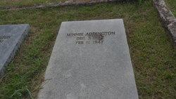 Minnie Addington