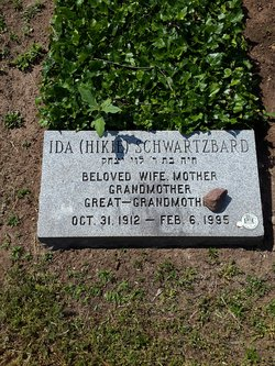 Ida Schwartzbard