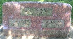 Alta M. <I>Ream</I> Berry