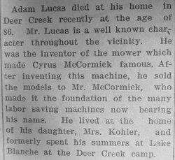 Adam Lucas