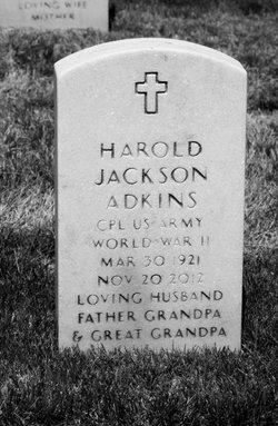 Harold Jackson Adkins