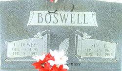 Claude Dewey Boswell