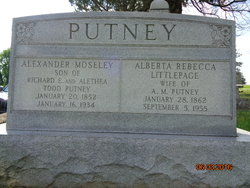 Alexander Moseley Putney