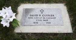 David R. Gussler