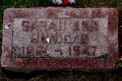 Sarah Ann <I>Morgan</I> Dunigan