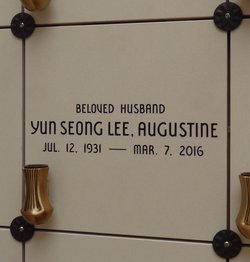 Yun Seong Lee