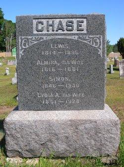 Almira <I>Huffstater</I> Chase