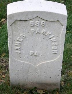Pvt James Parkinson