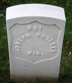 Pvt Joseph Phuller