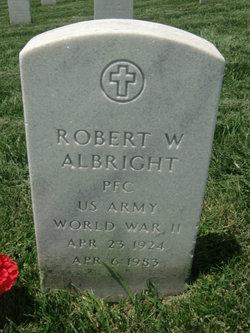 Robert W Albright