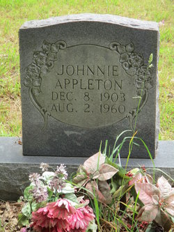 Johnnie Appleton
