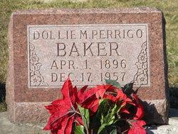 Dollie May <I>Perrigo</I> Baker
