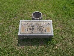 Claude Iverson Atkinson