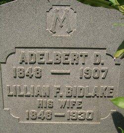 Adelbert D May