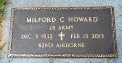 """Milford Calvin """"Sonny"""" Howard"""