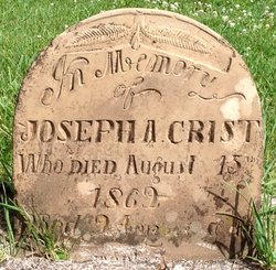 Joseph Austin Crist