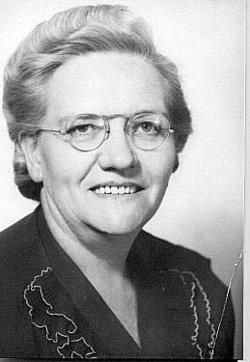 Jessie Thelma <I>Rogers</I> Pfalzgraf