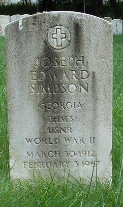 Joseph Edward Simpson