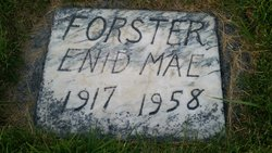 Enid Mae <I>Mellonie</I> Forster