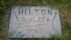 Roberta Hilton