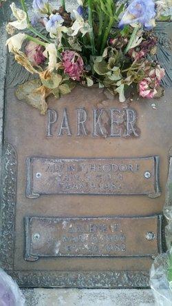 Alvin Theodore Parker