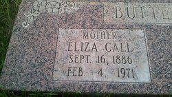 Eliza Columbia <I>Call</I> Butterfield