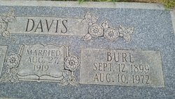 Burl Davis
