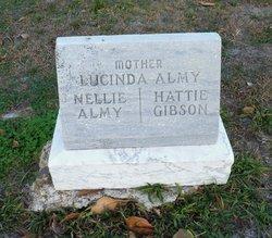 Lucinda <I>Miller</I> Almy