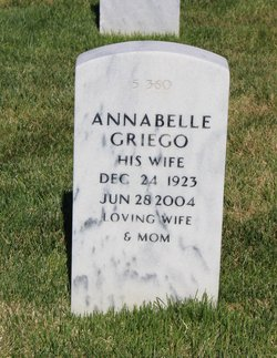 Annabelle <I>Duran</I> Griego
