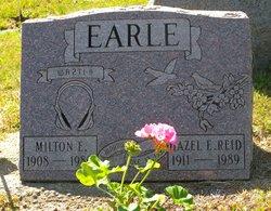 Hazel Etta <I>Reid</I> Earle