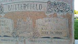 Newell Floyd Butterfield